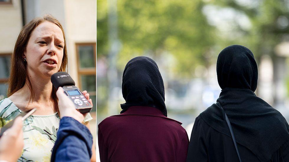 Jämställdhetsminister Åsa Lindhagen har gett Brottsförebyggande rådet i uppdrag att studera islamofobiska hatbrott.