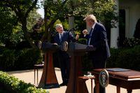 Mexikos president Andrés Manuel López Obrador och USA:s president Donald Trump möts för första gången.
