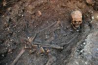 Skelettet till Richard III hittades under en parkeringsplats.