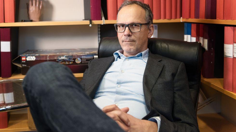 """""""Det är viktigt att förstå att adhd-gränsen inte är så skarp"""", säger Predrag Petrović."""