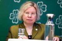 Riksdagsledamot Linda Modig (C) säger att regeringens oförmåga när det gäller beslut om nya gruvor framför allt drabbar hennes valkrets Norrbotten.