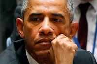 USA:s president, Barack Obama.