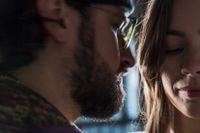 """Viktigast för Mattias Jensen och Stefanie Antonilli när de dansar kizomba är vad de kallar """"connection"""", alltså en både fysisk och mental kontakt."""