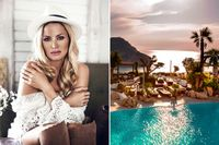 Carolina Gynning är expert på Ibiza.