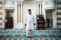Ghulam Sarwar, styrelseordförande för moskén Jamaate Ahle Sunnat.