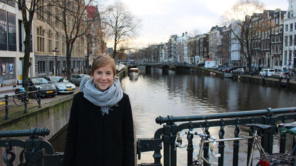 Sophie Terstad Ollén, 30 år från Eskilstuna, arbetar som barnläkare. Hon är en av dem som lyckats få 2,0 på högskoleprovet, inte bara en utan två gånger.