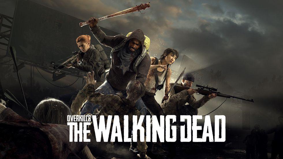 """""""Walking dead"""""""
