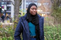 Tiden efter studenten blev inte som Aisha tänkt