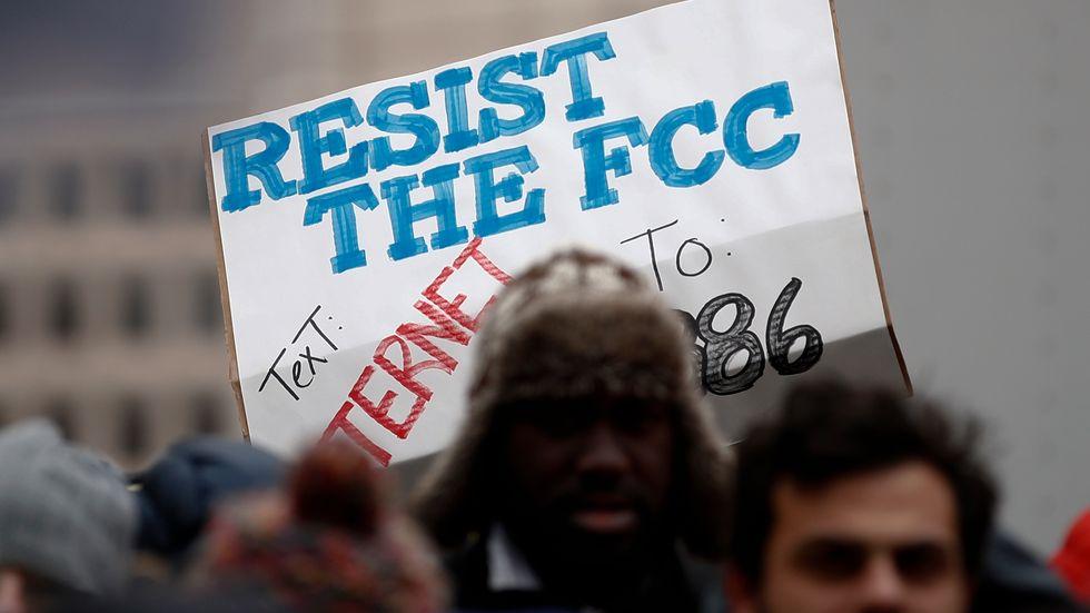 USA:s kommunikationskommitté FCC fattade nyligen beslut om att upphäva nätneutraliteten. Arkivbild.