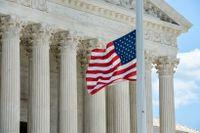 Högsta domstolen i USA ska ta sig an vapenfrågan. Arkivbild.