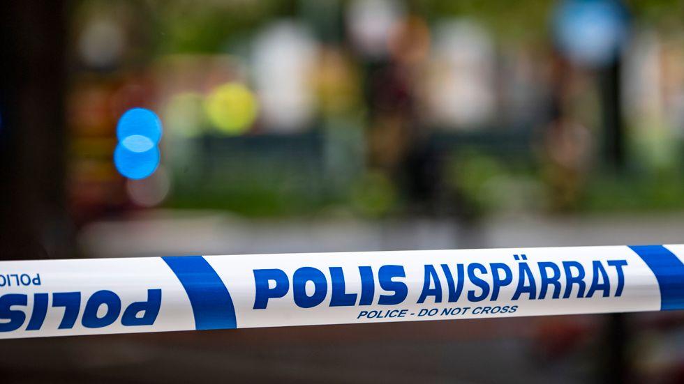 En man i Ulricehamn är anhållen misstänkt för människorov. Arkivbild.