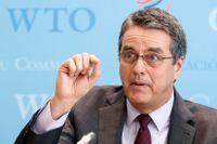WTO-chefen Roberto Azevêdo.