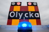 Olyckan inträffade på riksväg 61 utanför Arvika. Arkivbild.