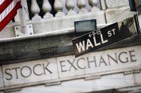 Uppgången var bred på Wall Street på handelsveckans första dag. Arkivbild.