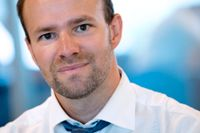Mellanösternkännaren Anders Persson vid Linnéuniversitetet. Foto: Johan Nilsson / TT / Kod 50090