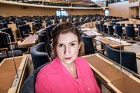27 år gammal valdes Birgitta Ohlsson in i riksdagen, valkrets Stockholm. Som 34-åring blev hon EU-minister. I våras utmanade hon partiledaren Jan Björklund. Nu är hon 42 år och ska lämna politiken.