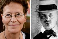 Lena Einhorn, August Strindberg och Sven Delblanc.