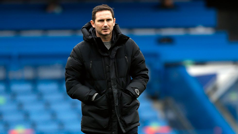 Frank Lampard. Arkivbild.
