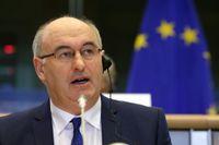 EU:s jordbrukskommissionär Phil Hogan.