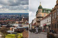 Det är inte längre bara i Stockholm och Göteborg som unga har svårt att etablera sig på bostadsmarknaden, enligt rapporten. Också i städer som Lund och Halmstad är det svårt för en genomsnittlig 28-åring att få lånelöfte.