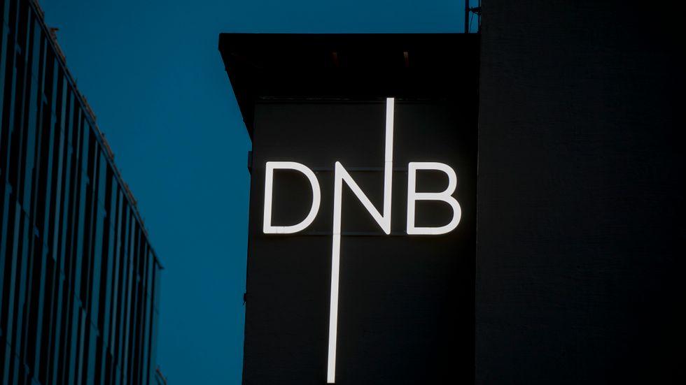 DNB redovisar bokslut för 2019. Arkivbild.
