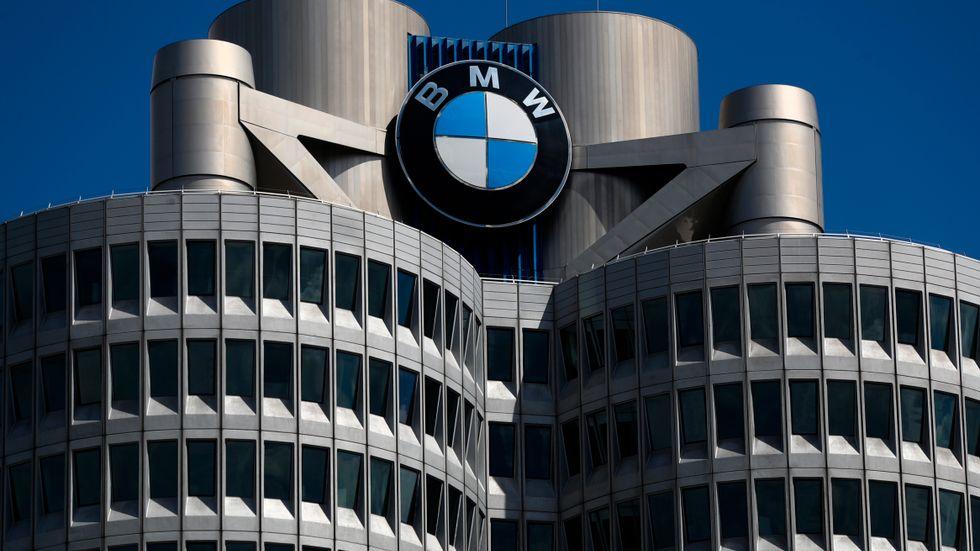BMW redovisar sina siffror för andra kvartalet. Arkivbild.
