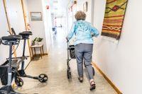 Strejkhotet bland personal på privata äldreboenden täcker hela Sverige och gäller från 22 januari.