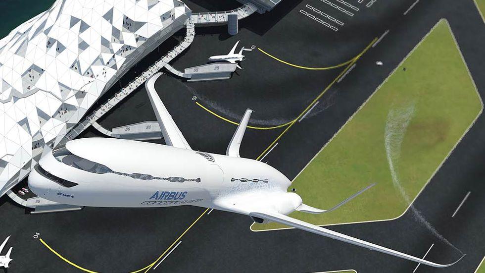 Katapult på hangarfartyg. Men hur ser en innovationskatapult ut?