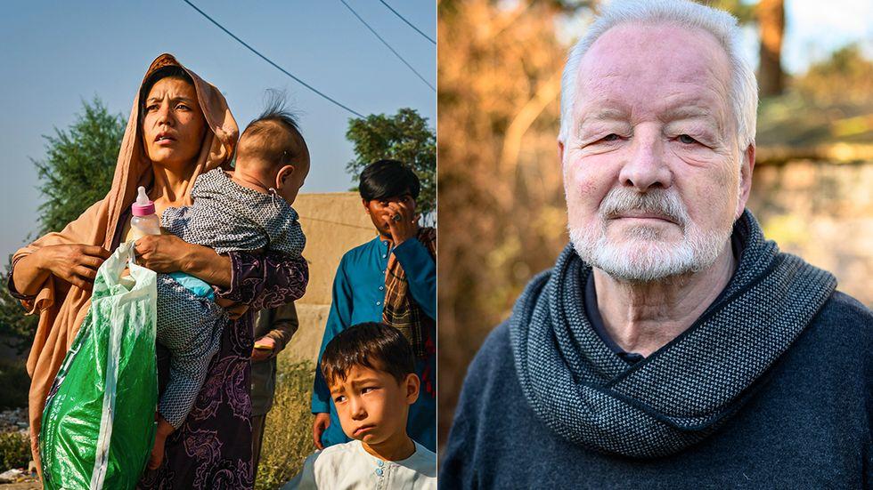 Artikelförfattaren Anders Fänge är styrelseledamot iSvenska Afghanistankommittén.