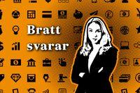 SvD:s privatekonomiredaktör Frida Bratt svarar på läsarfrågor varje vecka. Illustration: Thomas Molén