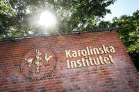 Karolinska institutet i Solna.