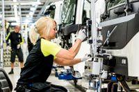 Lastbilstillverkaren AB Volvo har lämnat sin senaste kvartalsrapport.
