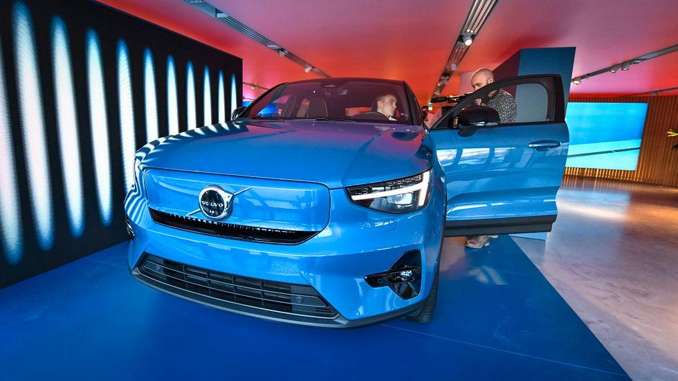Volvo Cars siktar på börsnotering 28 oktober