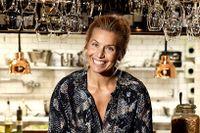 """Tina Nordström: """"Lägger mig på en bänk och somnar"""""""