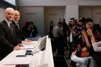 VW-chefen Matthias Mueller.