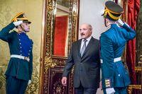 President Lukasjenko.