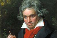 Ludwig van Beethoven, 1770– 1827.