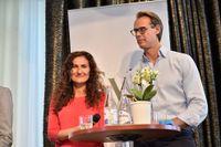 Gunilla von Platen och Jacob de Geer är nominerade till SvD Affärsbragd.