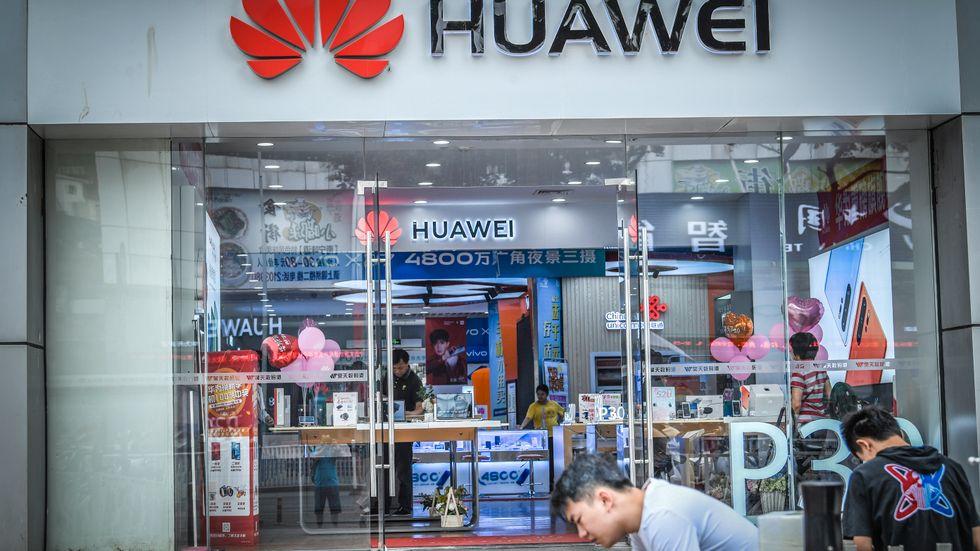 Efter det svenska Huawei-förbudet skickar Kina en varning.