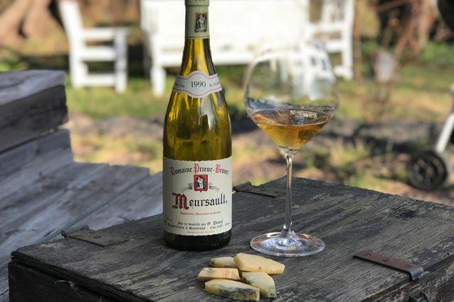 Världens kanske bästa vin på chardonnay kommer från Meursault i Bourgogne, ett vindistrikt där allt faller på plats.
