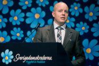 SD:s riksdagsledamot och tillika vice talman i riksdagen Björn Söder.
