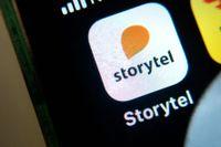 Storytel redovisar sina siffror för andra kvartalet. Arkivbild.