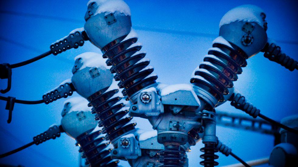 Skyhögt elpris stoppar inte industrin