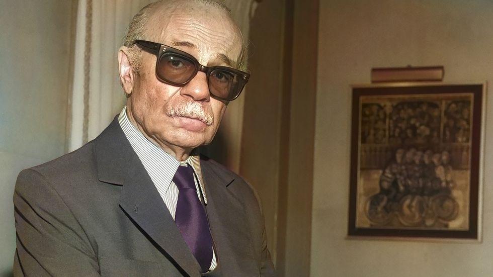 Ernesto Sábato (1911–2011) gav endast ut tre romaner. Dessa har nu samlats och återutgivits i en enda volym.