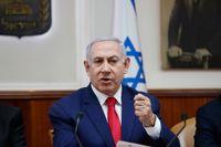 Premiärminister Benjamin Netanyahu behåller makten i Israel efter valet.