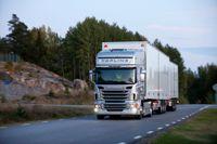 Nya regler på gång för lastbilstrafiken