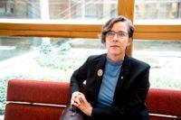 """Kammaråklagare Helene Gestrin yrkar på att """"Lilla hjärtats"""" biologiska mamma ska dömas till ett hårdare straff än vad Norrköpings tingsrätt tilldelade henne i augusti."""