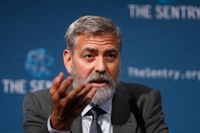 George Clooney. Arkivbild.