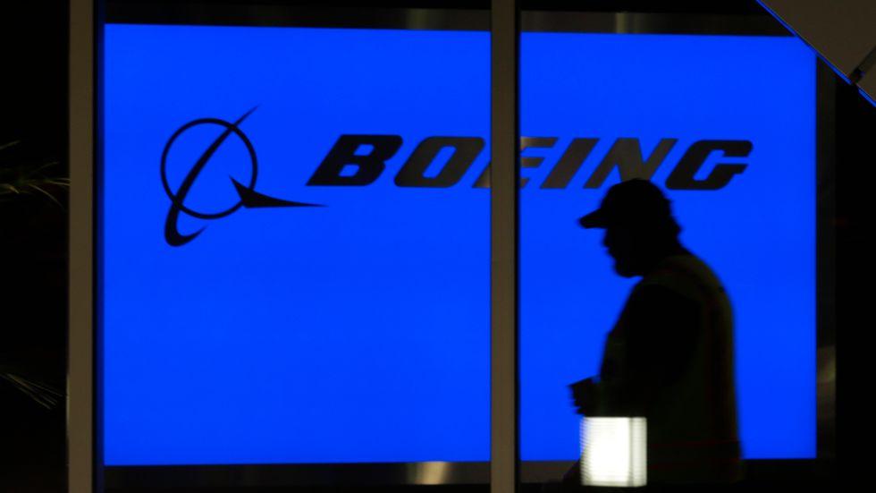 Flygbolaget Boeing höjer den långsiktiga prognosen för flygplansleveranser. Arkivbild