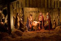 Julevangeliet om Jesu födelse i krubban håller på att glömmas bort, skriver artikelförfattaren.